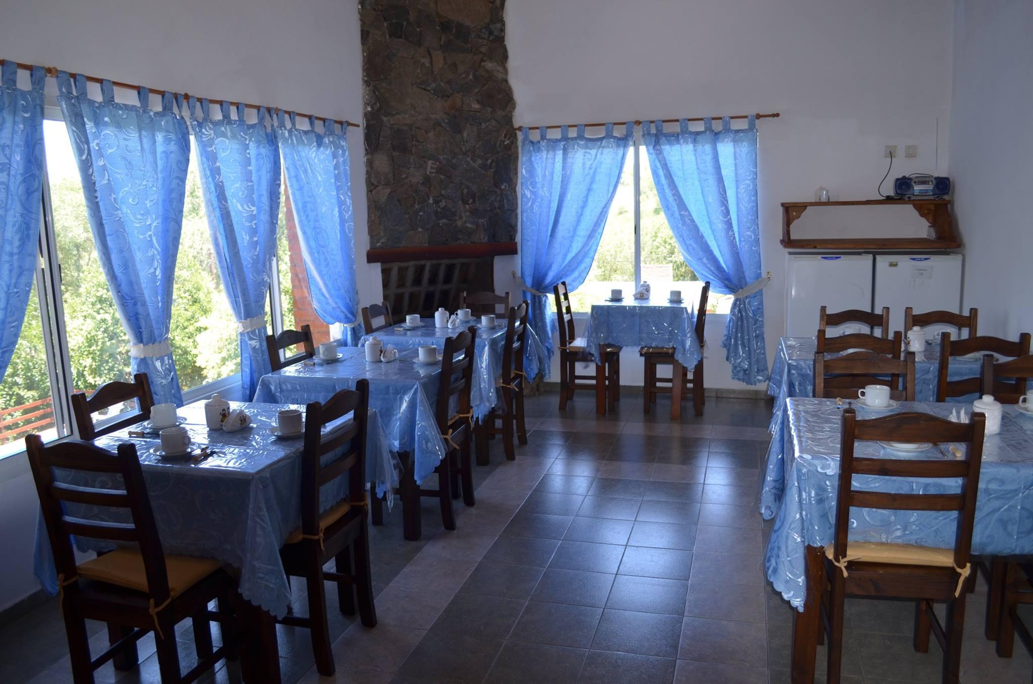 Comedor Posada Emanuel en Villa General Belgrano
